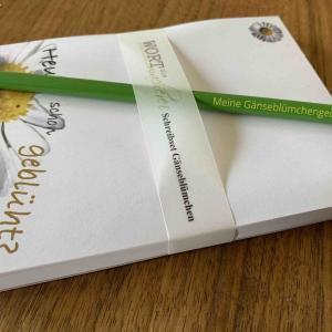 schreibset-gaensebluemchen